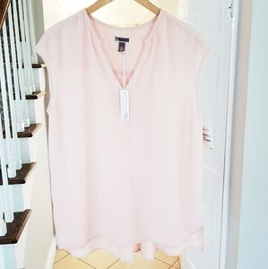 NWT! Chelsea28 casual blouse
